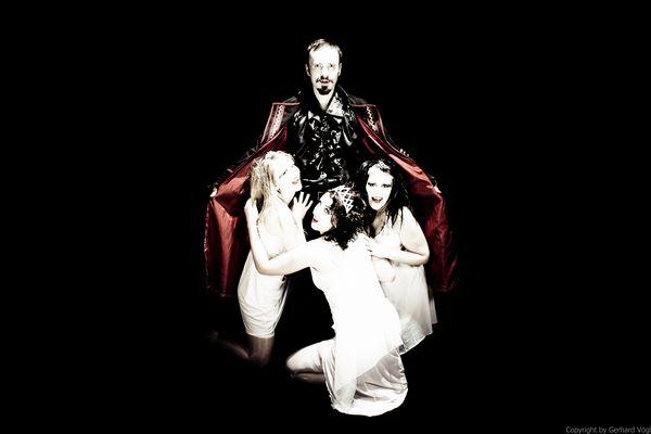 Dracula und seinen Vamp's