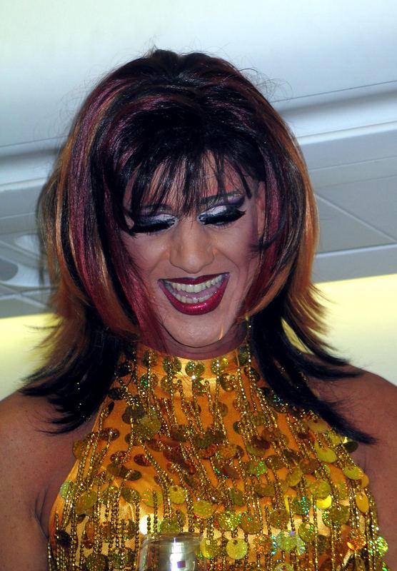 Drag Queen - LTU-Charity