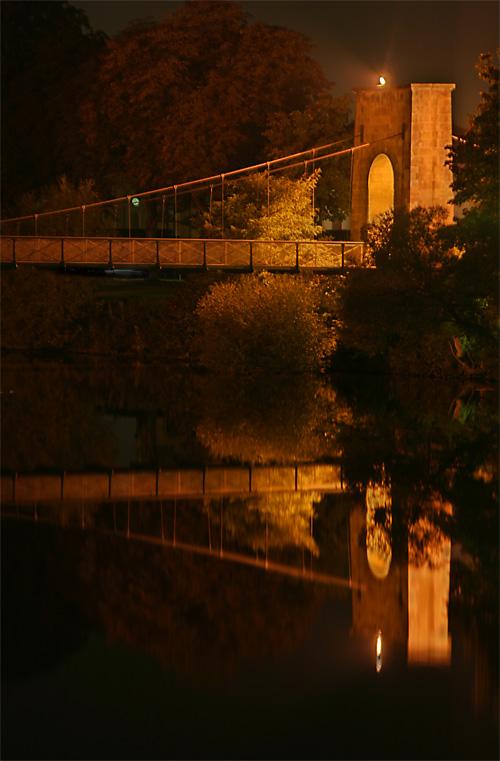 Drahtbrücke