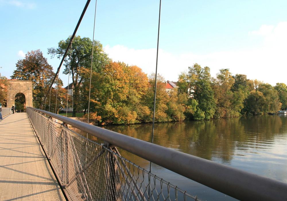 Drahtbrücke Kassel