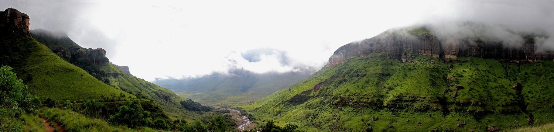 Drakensberge - KwaZulu Royal Natal