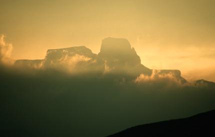 Drakensberge reloaded