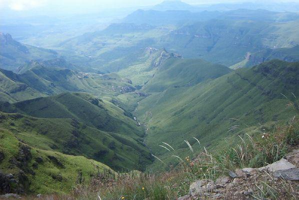 Drakensberge / Südafrika
