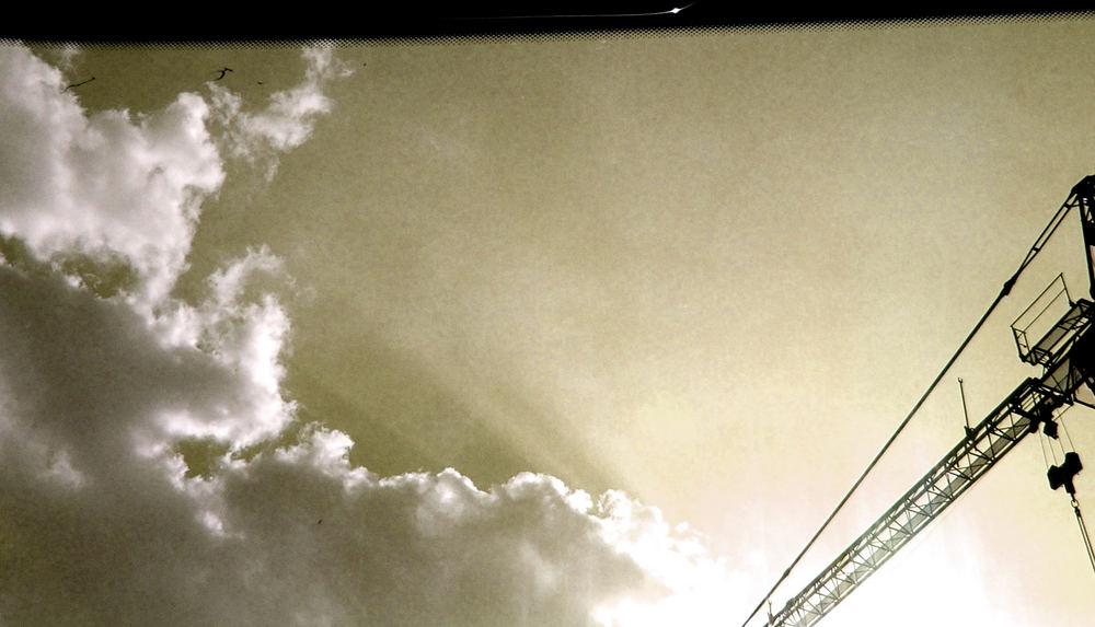 Dramatic sky IV