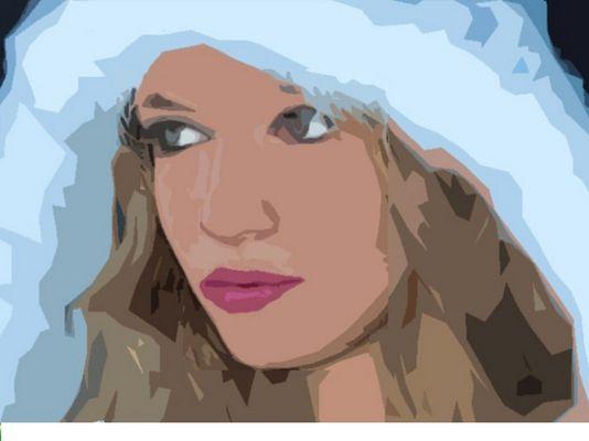Drawn Girl