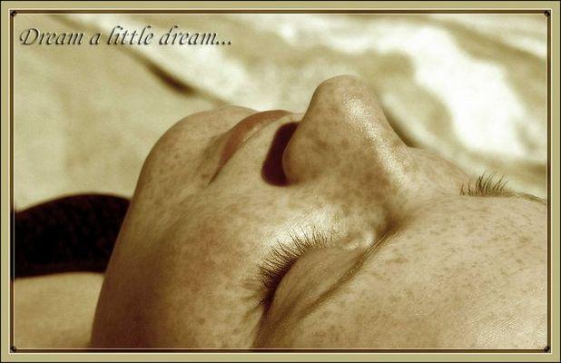 Dream a little...