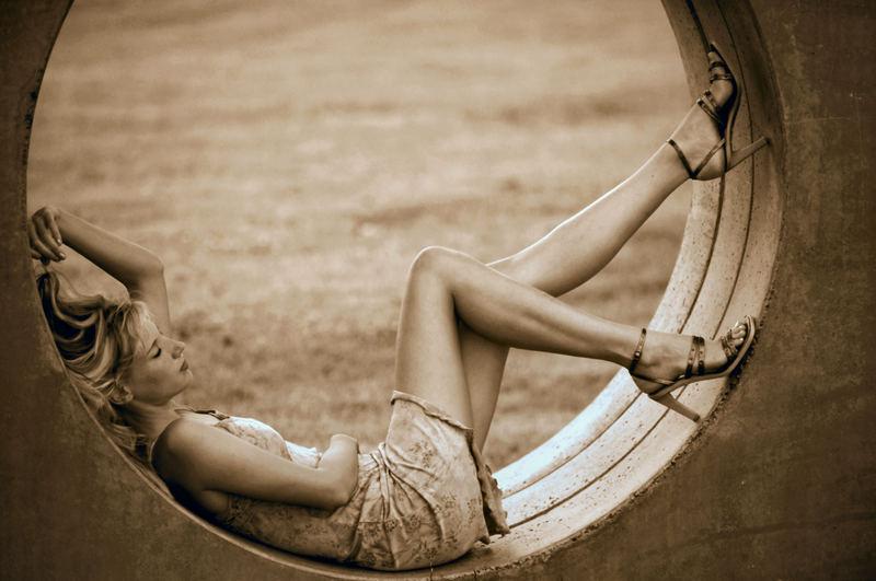Dream in * Sepia *