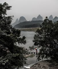 dream over river li