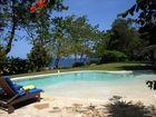 dream swimming pool of James Bond