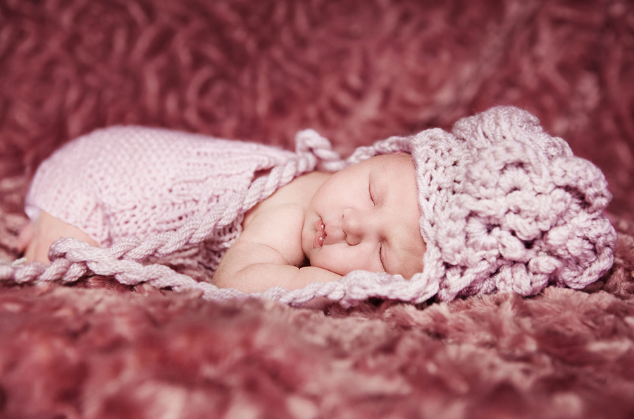 dreaming in pastel pink