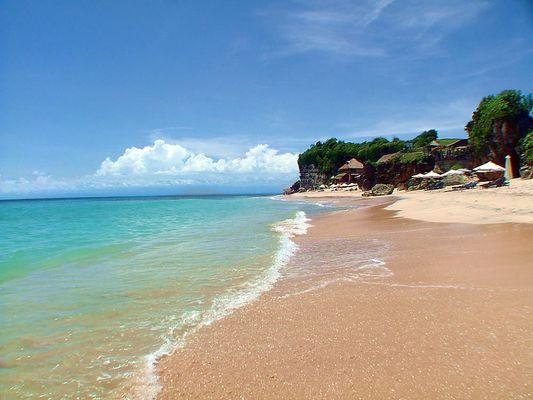 Dreamland Beach Bali/Indonesien