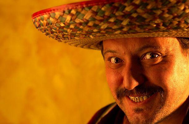 dreckiger Mexikaner