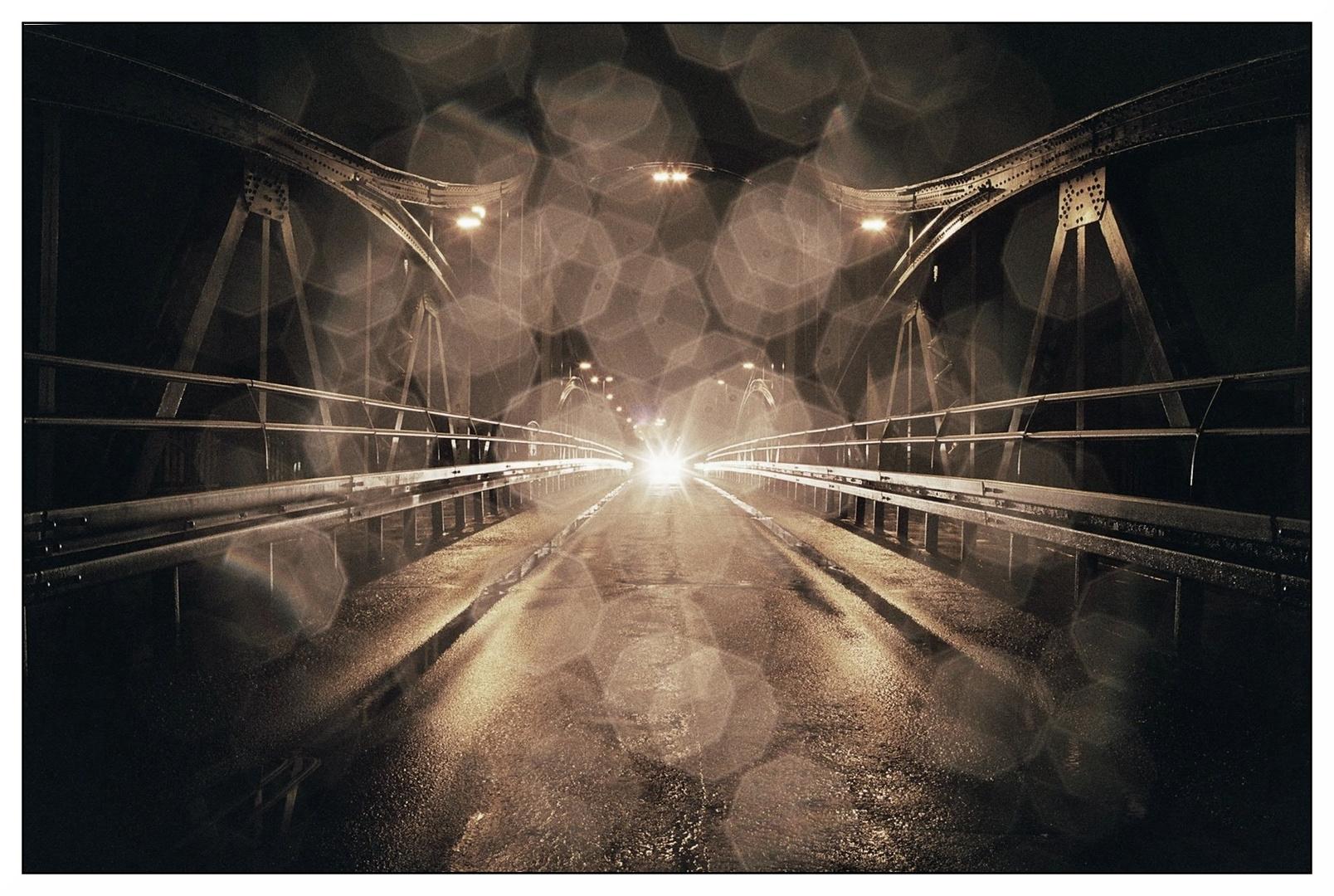 Drehbrücke Krefeld Linn IV