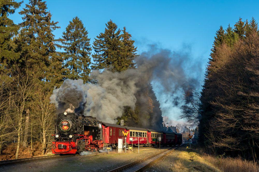 Drei Annen Hohne, Mephisto Express