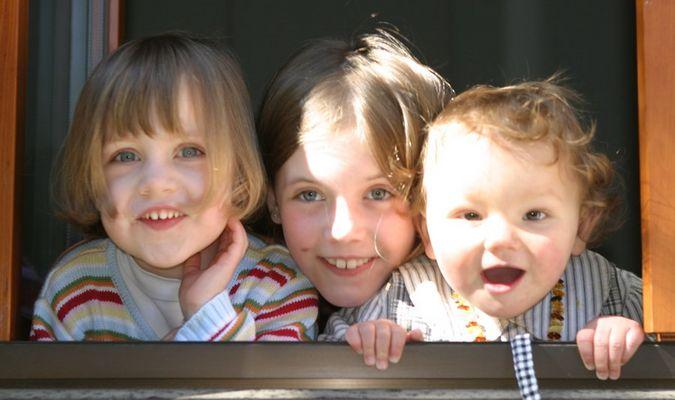 Drei Cousinen