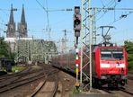 Drei Dinge zum Glück eines Kölner Eisenbahnfreundes