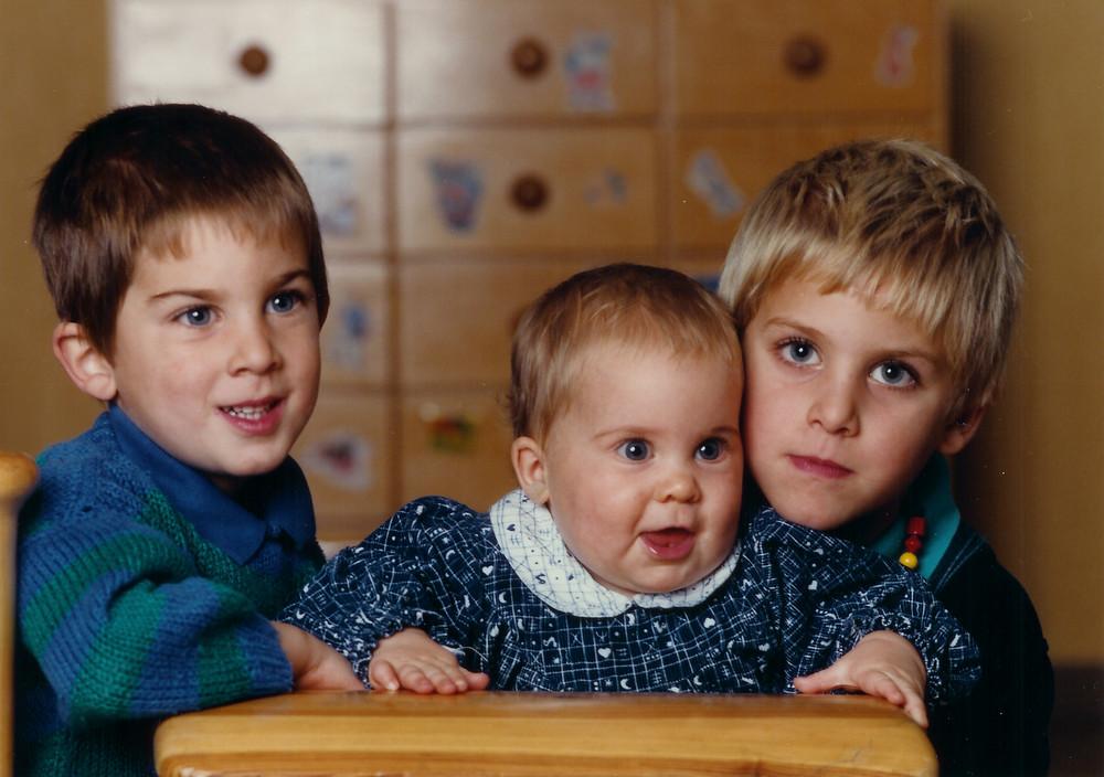 Drei Engel!?