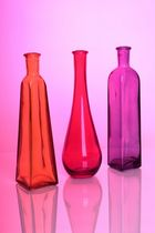 Drei Flaschen
