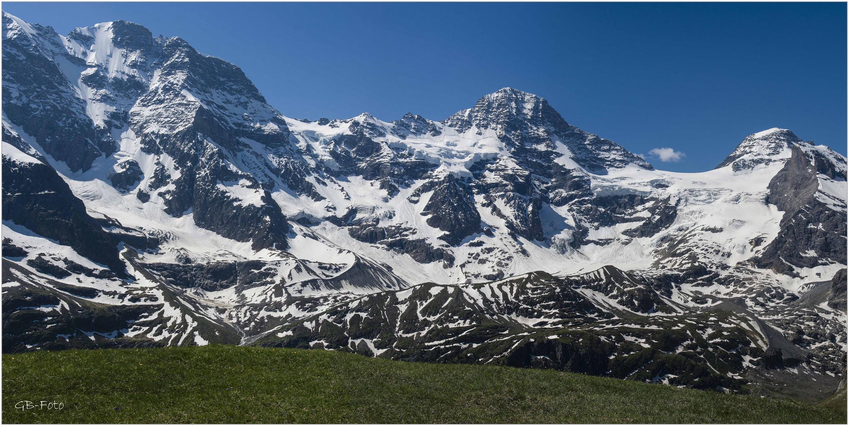 Drei Gipfel zwischen Lauterbrunnen- und Lötschental