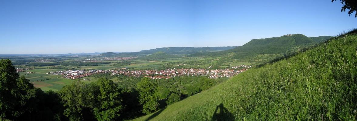 Drei Kaiserberge und Breitenstein