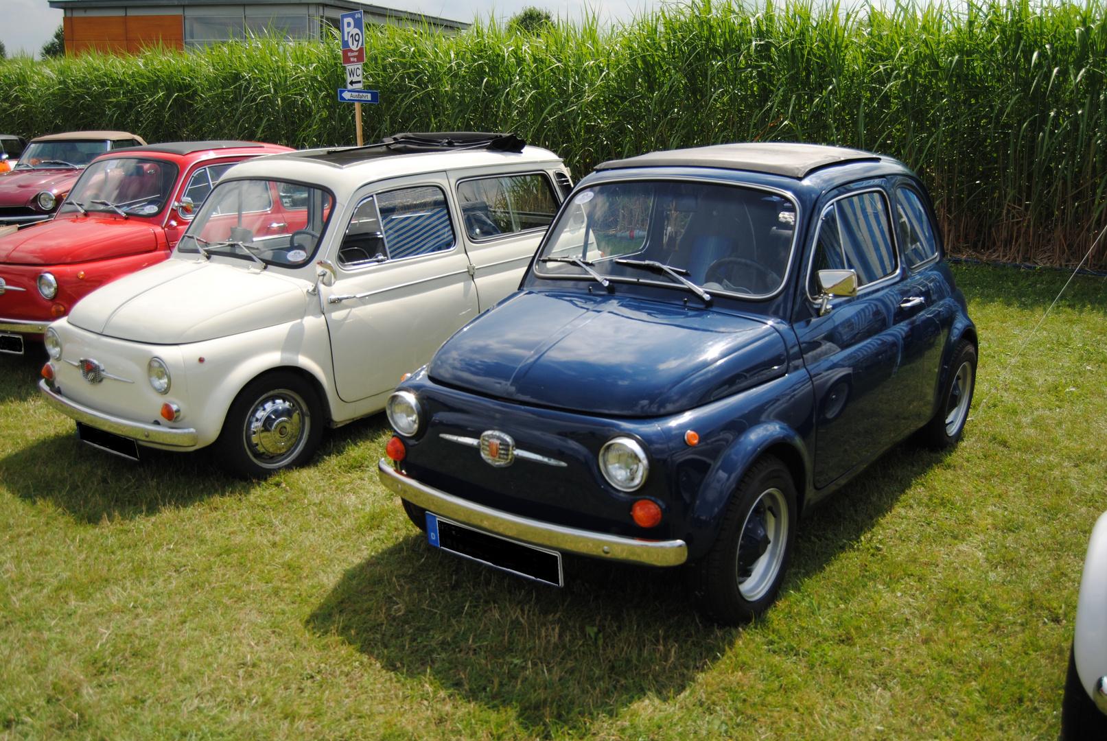 Drei kleine Italiener