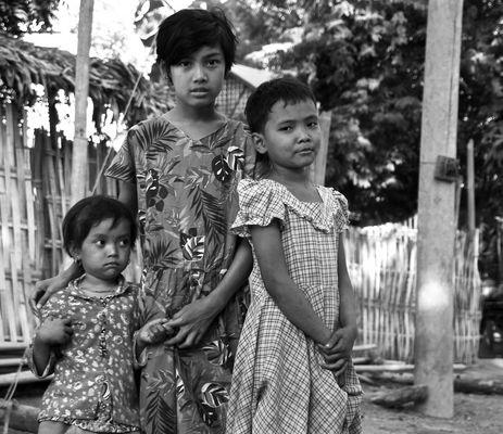 drei Mädchen