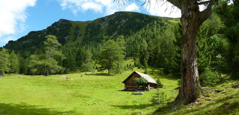 Drei Seen Wanderweg von der Turracher Ho?he