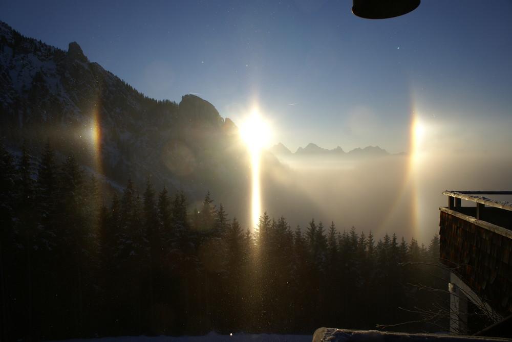 Drei Sonnen