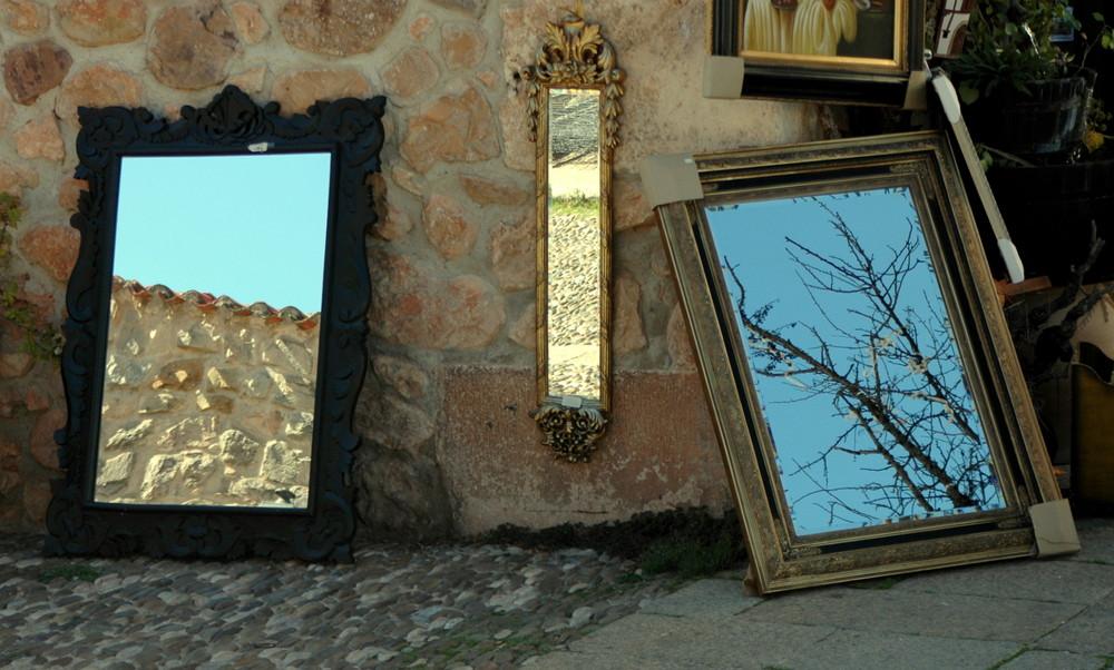 Drei Spiegel