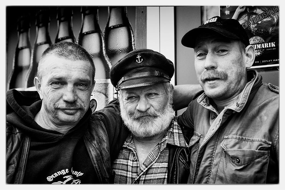 Drei vom Kiez
