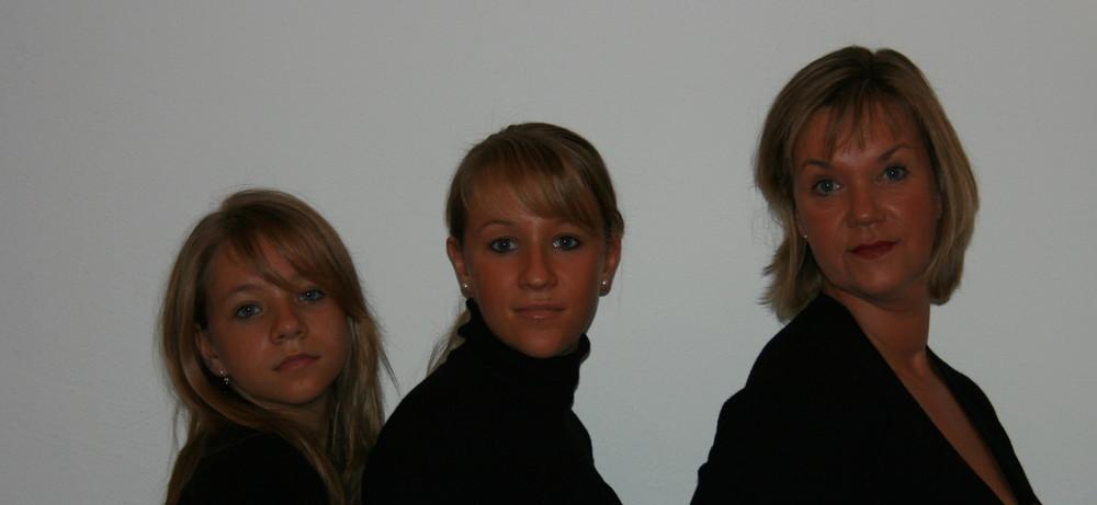 drei wie eine