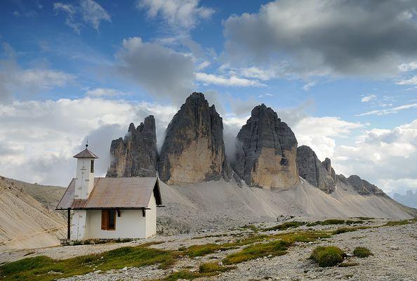 Drei Zinnen- Kapelle