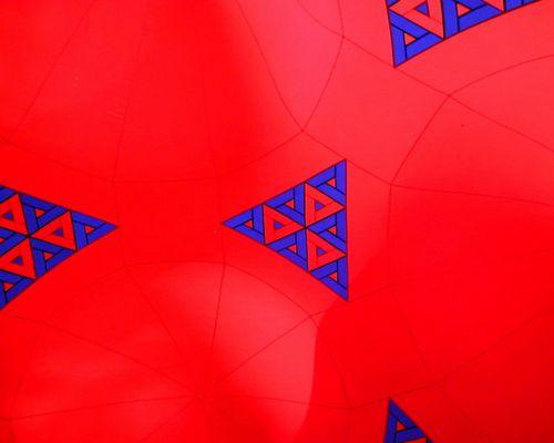 Dreiecksfarben