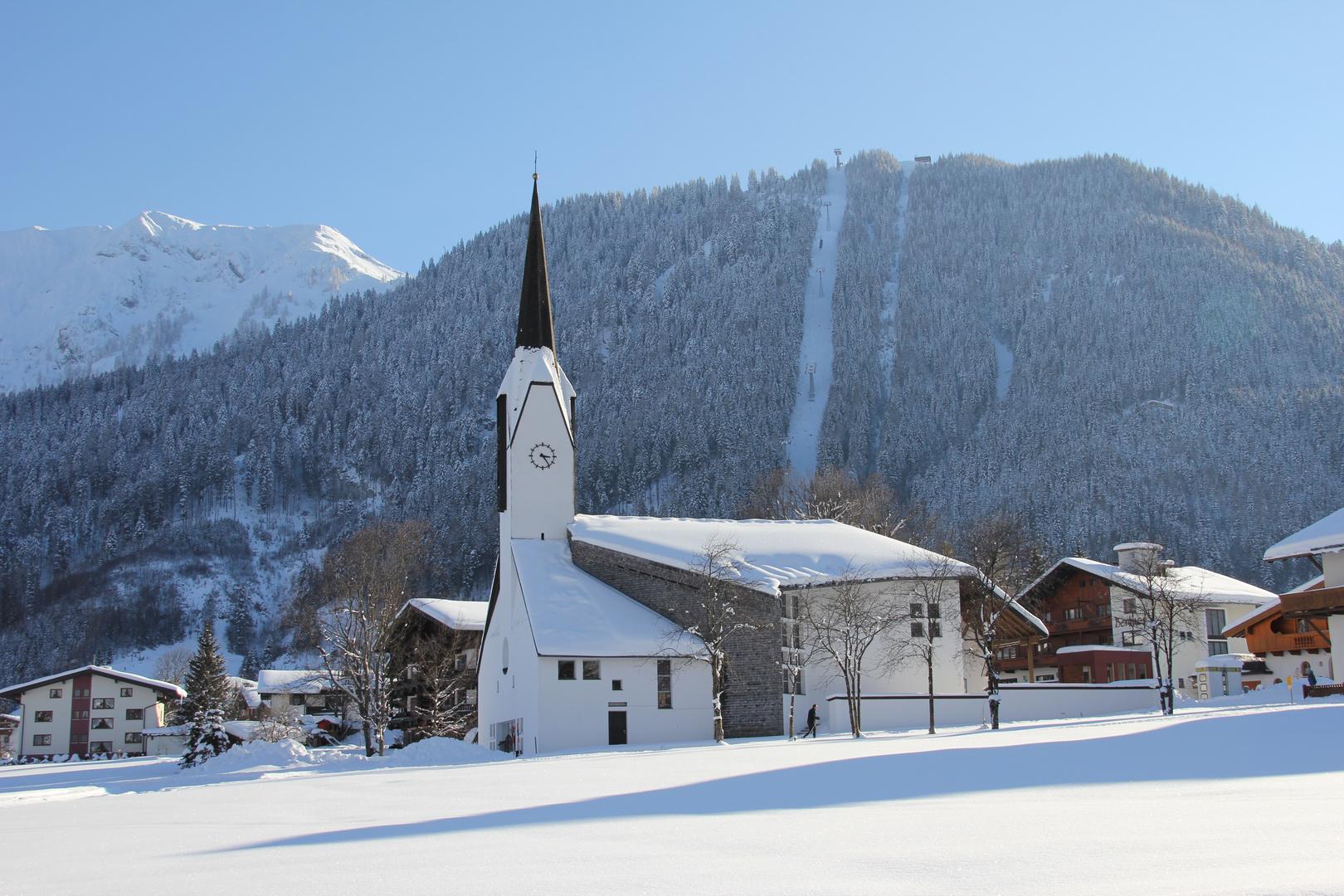Dreifaltigkeits - Kirche