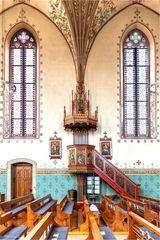 Dreifaltigkeitskirche Bülach - Kanzel