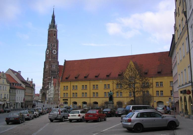 Dreifaltigkeitsplatz, Landshut