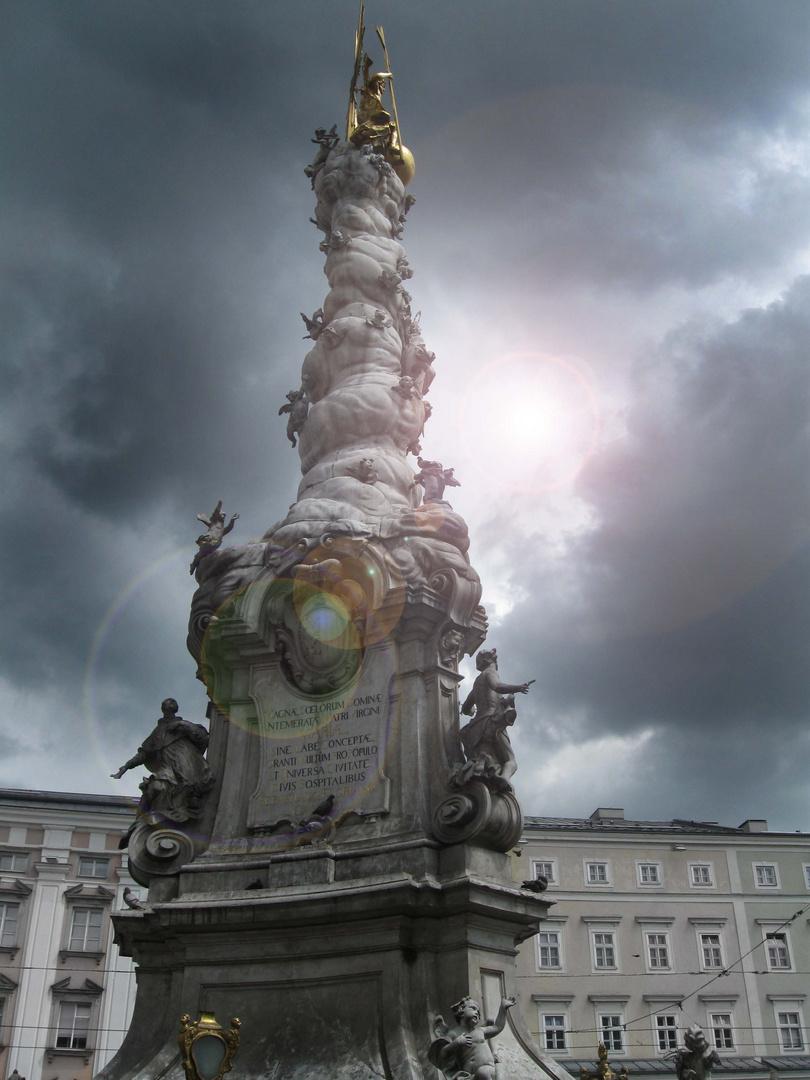 """""""Dreifaltigkeitssäule-Hauptplatz (Linz)"""