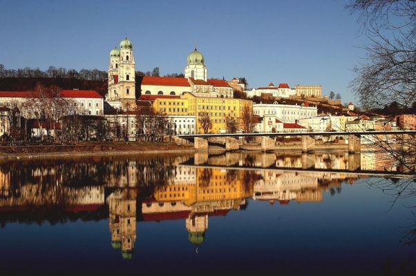 Dreiflüsse Stadt Passau