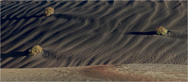 Dreiklang im Timanfaya-Nationalpark