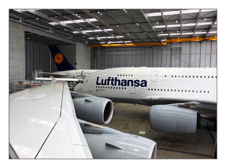 dreimal A380
