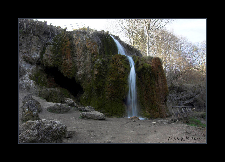 Dreimühlen Wasserfall II