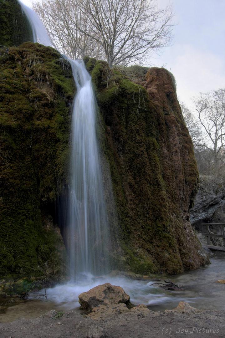Dreimühlen-Wasserfall IV