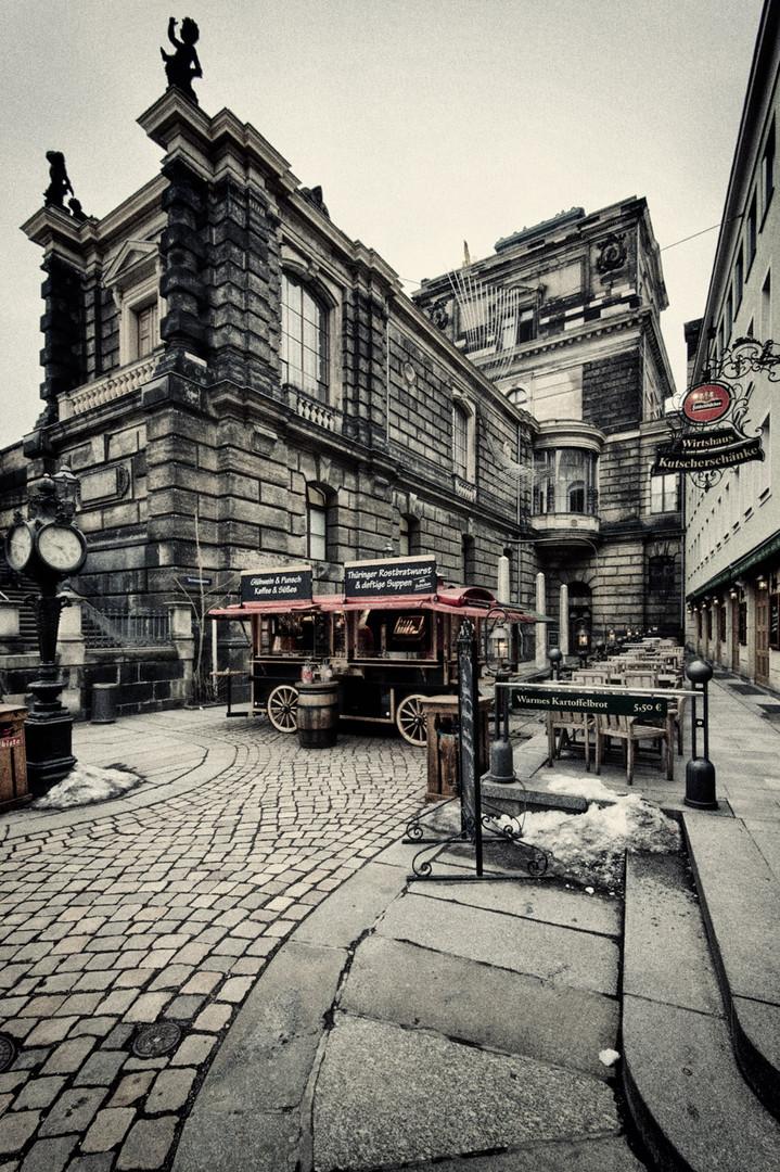 Dresden... #10 - Terrassengasse