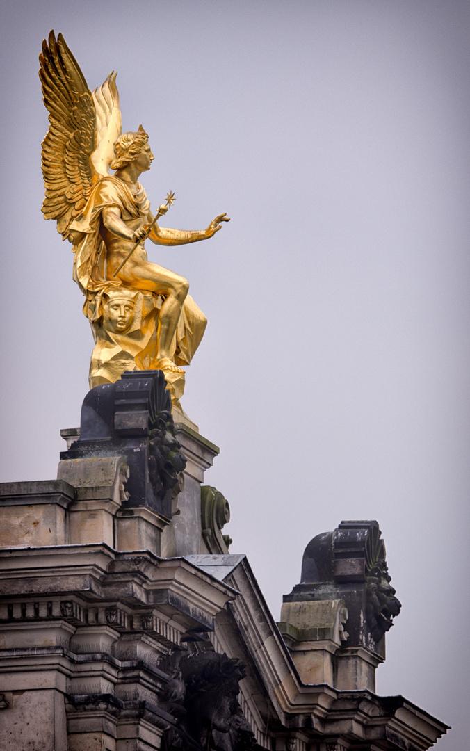 Dresden... #14 - Engel und Löwen