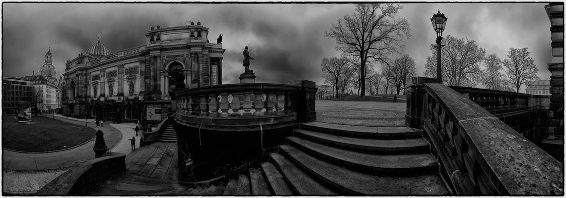 Dresden... #20 - An der Kunstakademie