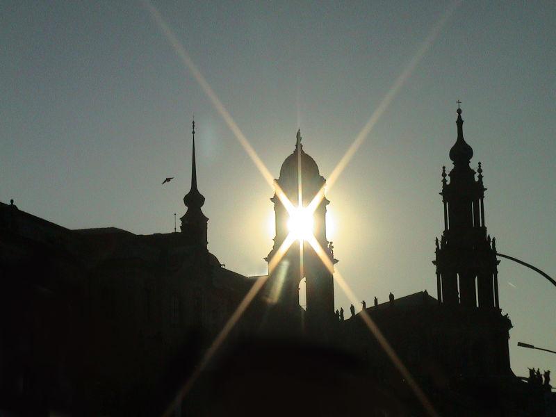 Dresden Altadt - Hofkirche