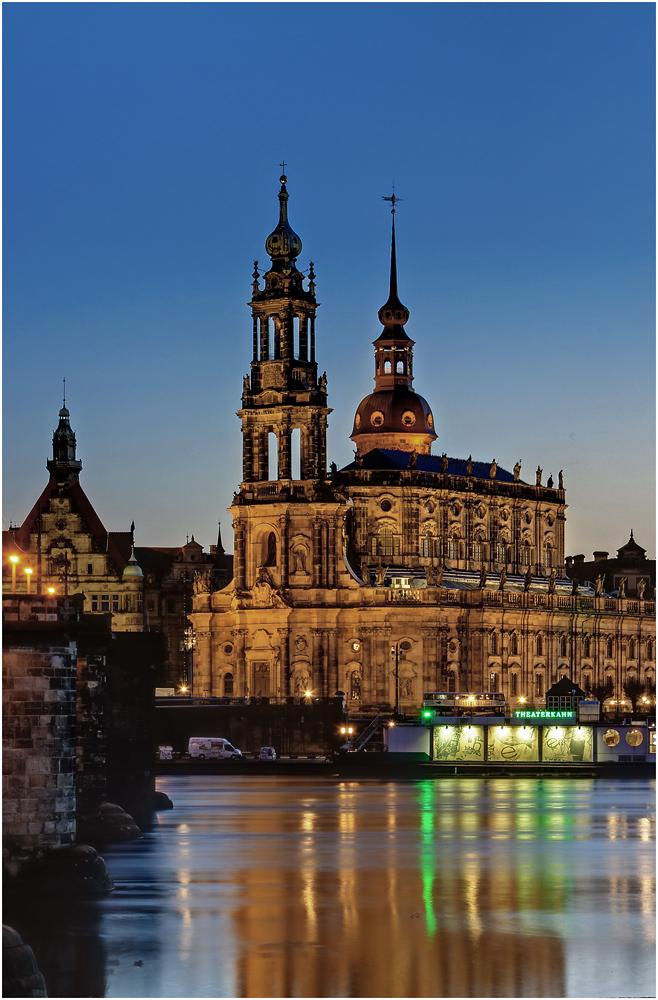 Dresden Altstadt - Hofkirche