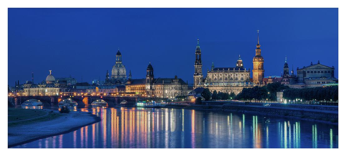 Dresden am Abend II...