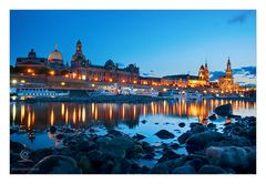 Dresden | Am Elbufer II