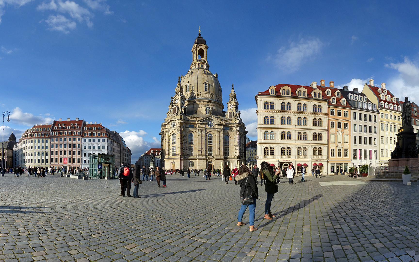 Dresden ankucken